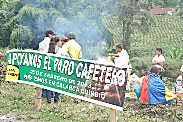 Se nos vino el gran paro agrario nacional empresario for Oficinas dhl colombia