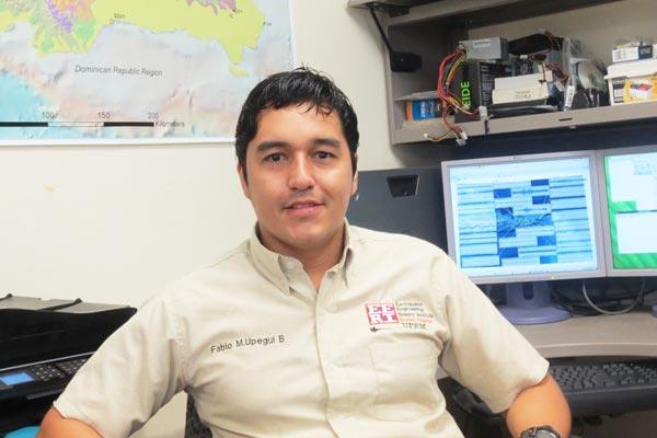 Ingeniero quindiano participa en evento mundial sobre efectos de terremotos