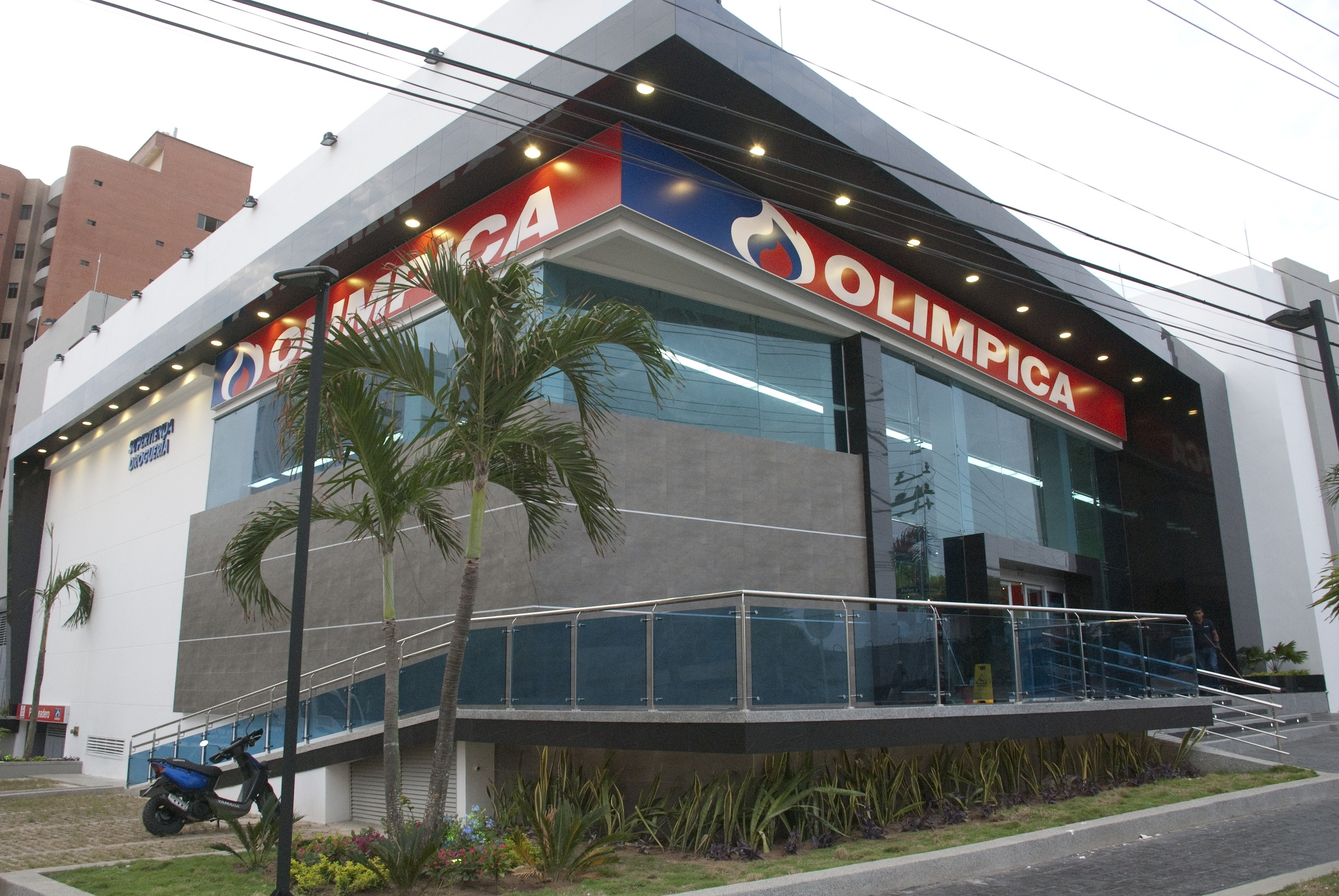 Resultado de imagen para olimpica super tiendas