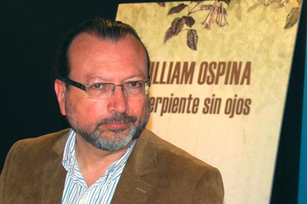 William Ospina, hoy en encuentro Luis Vidales