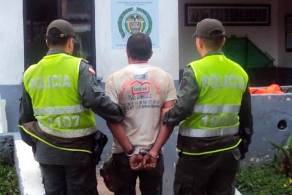 Capturado por traficar con estupefacientes la cr nica del for Porte y trafico de estupefacientes codigo penal