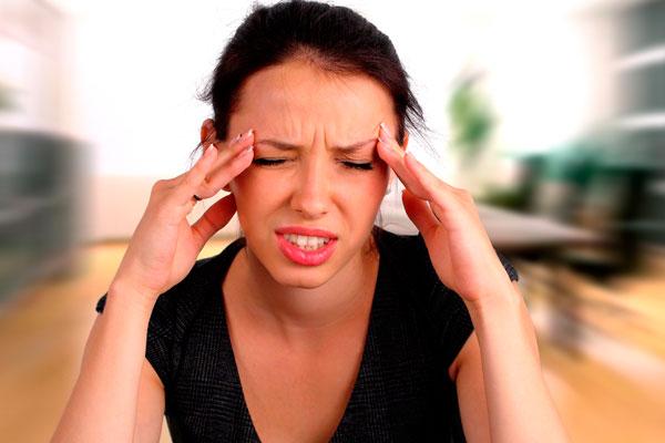 Estrés puede desencadenar problemas de salud general