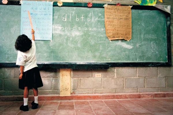 La educación: Un tema de permanente actualidad