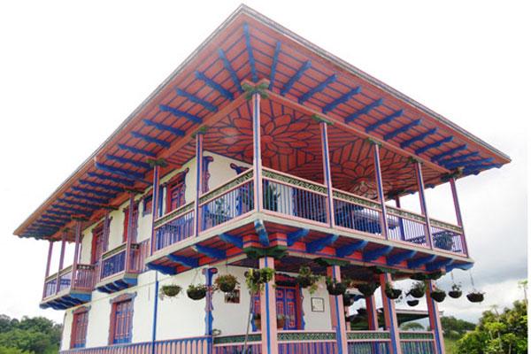 Circasia epicentro de estudios sobre el paisaje cultural for Estudios de arquitectura bogota