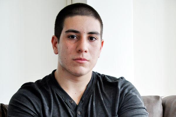 Juan Esteban Rodríguez espera por beca Ecopetrol