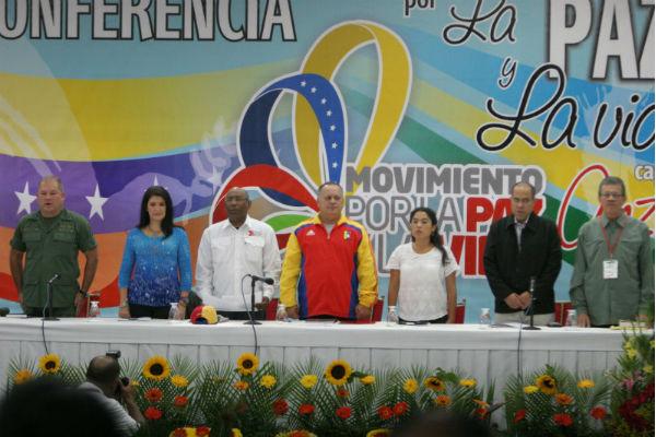 Todos somos Venezuela: 38 personas hicieron propuestas en primera mesa de diálogo