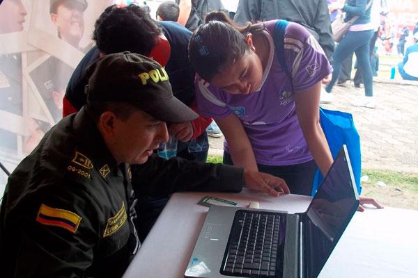 Policía alerta sobre delitos informáticos