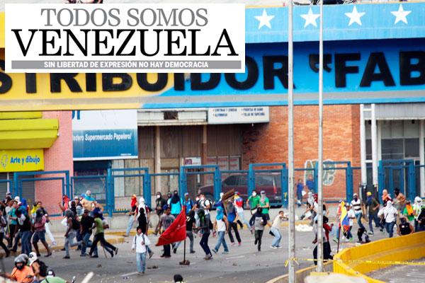 Marchas dejaron 26 apresados  y tres heridos