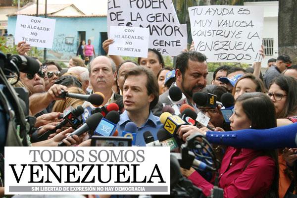 Capriles: No queremos estallido, golpe o autogolpe