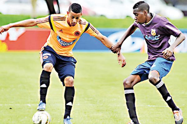 Colombia Sub-20 Se 'desconcentra' Hoy La Crónica Del