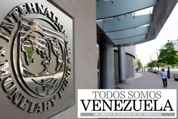 """El FMI quiere asistir a Venezuela ante """"significativas dificultades"""" que encara"""