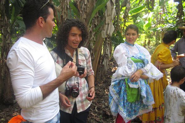 Misterios del cafetal, película con jóvenes del Quindío