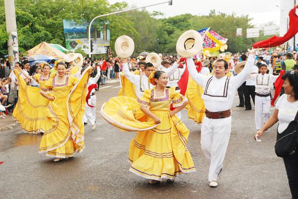 Ya llega el Festival Nacional del Bambuco