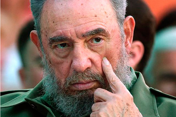 """Un Fidel """"manipulador y egocéntrico"""", revelado por su exguardaespaldas"""
