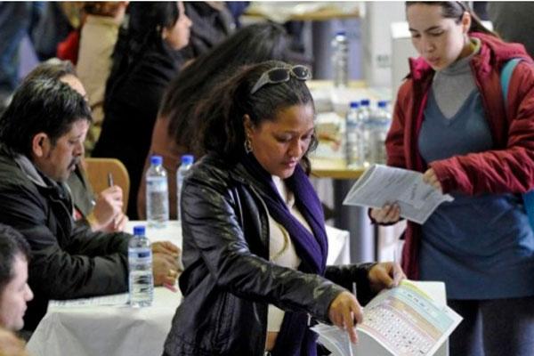 Iniciaron Elecciones En El Exterior La Cr Nica Del Quind O Noticias Quind O Colombia Y El Mundo