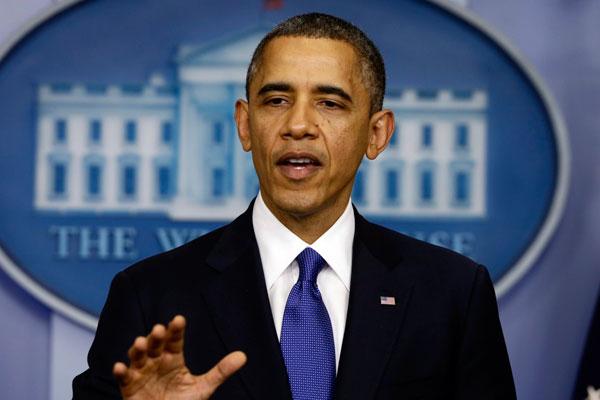 """Barack Obama dice que el control de armas es su """"mayor frustración"""" como presidente"""