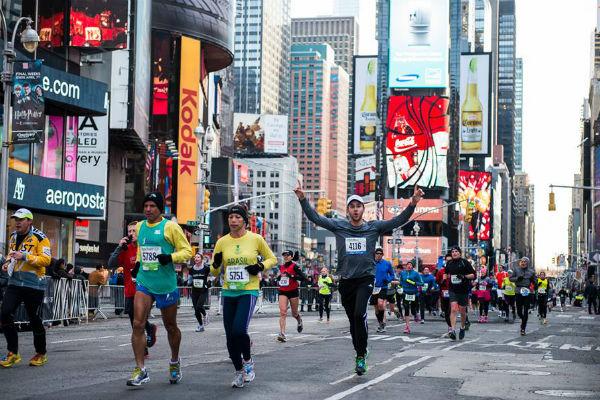 El maratón de Nueva York, la celebración de una ciudad y un espíritu