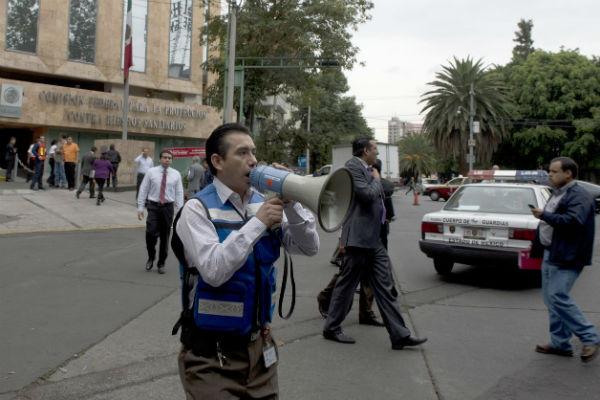 Terremoto en México sacude también a Guatemala
