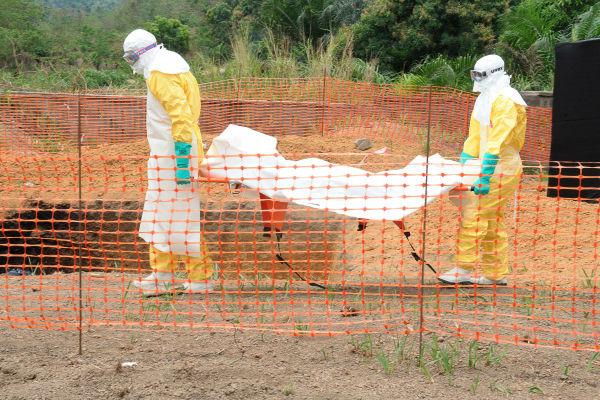 El número de muertos en África por el ébola supera los 500, según la OMS