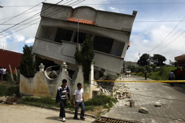 Guatemala reportó más de 4.600 casas dañadas y 53.300 afectados por sismo