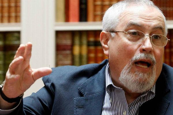 """La oposición venezolana """"no está en retirada"""", según Ramón Guillermo Aveledo"""