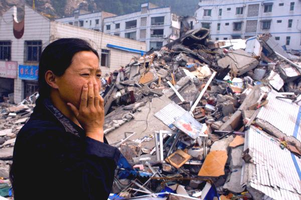La ONU ofrece su asistencia a China tras el terremoto en el suroeste del país