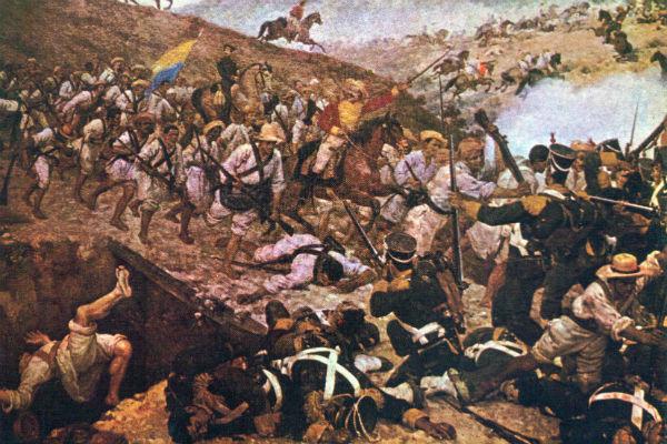 La Independencia de Colombia, un anhelo de los soldados libertadores