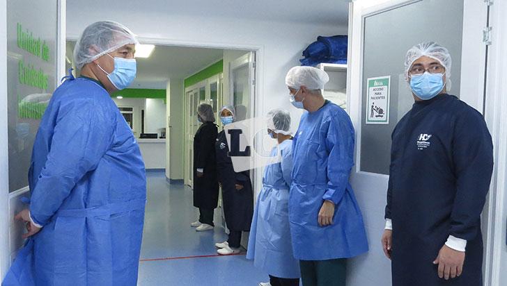 Empezaron compensaciones a profesionales de la salud; por fuera 3 grupos de riesgo