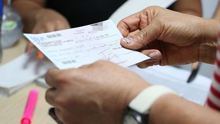 Cuentas del departamento quedarán desembargadas en menos de un mes