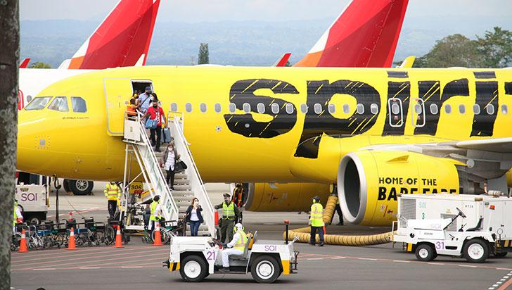Este miércoles finalizan obras civiles en la terminal internacional del aeropuerto El Edén