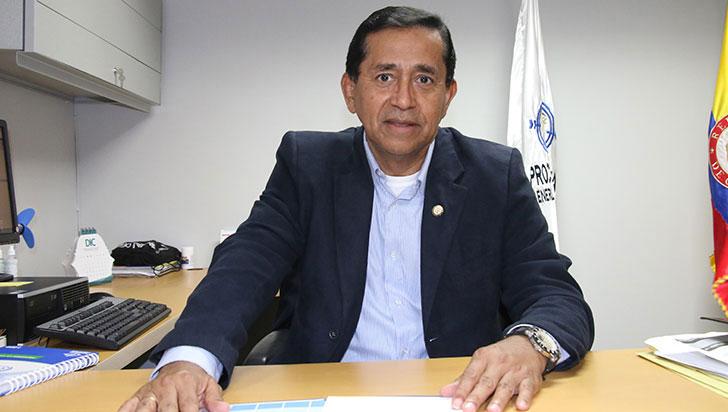 Ernesto Amézquita, un recorrido penalista que ha 'procurado' que se haga justicia