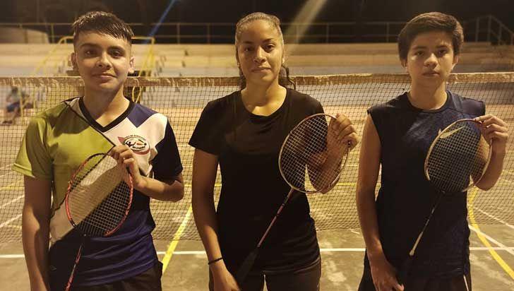 Colombia de bádminton, con 3 quindianos para torneo en México