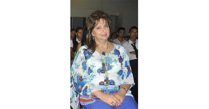 Sector de la educación, de luto por fallecimiento de Amparo Herrera Arias