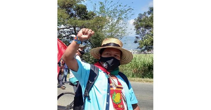 Feliciano Valencia denuncia alza de violencia contra indígenas tras atentado