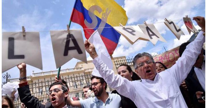 La paz de Colombia, una quimera 4 años después de la firma del acuerdo