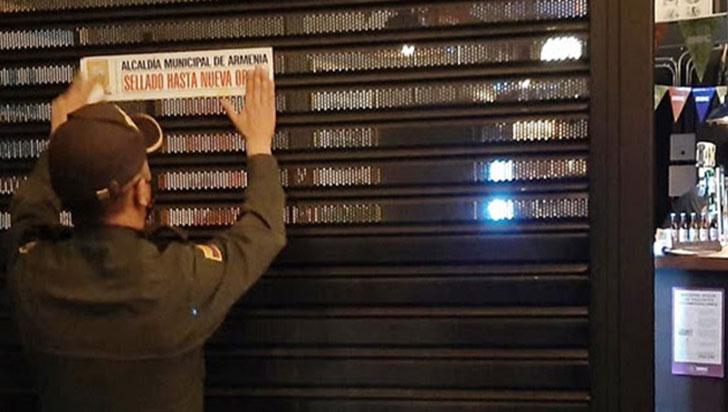 Van 9 establecimientos nocturnos sancionados por incumplir protocolos de bioseguridad