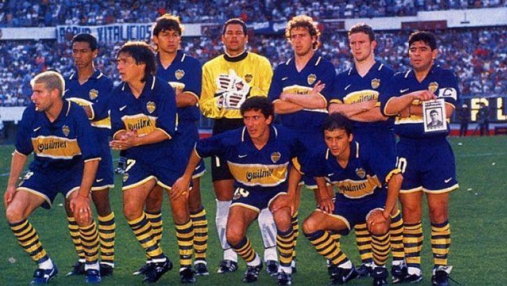 Bermúdez y Quintabani, cercanos a la vida de Diego Armando Maradona