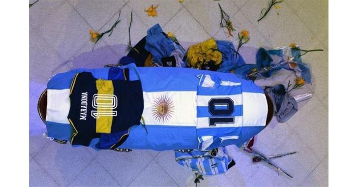 La familia de Maradona pide que el velatorio público termine a las 2:00 p.m. en la Casa Rosada
