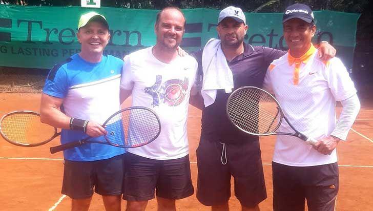 4 campeones dejó Torneo Interno Agassi de tenis
