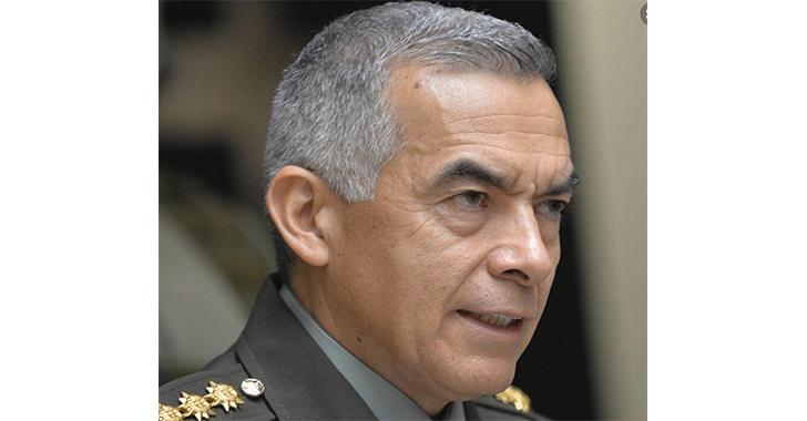 Fiscalía archiva indagación contra el director nacional de la Policía, el quindiano Óscar Atehortúa Duque