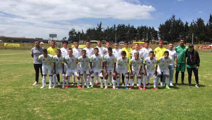 Quindío cayó en semifinal infantil de fútbol ante Valle del Cauca