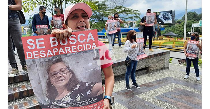 Capturadas presuntas responsables de la desaparición de Betty Vallejo Reyes