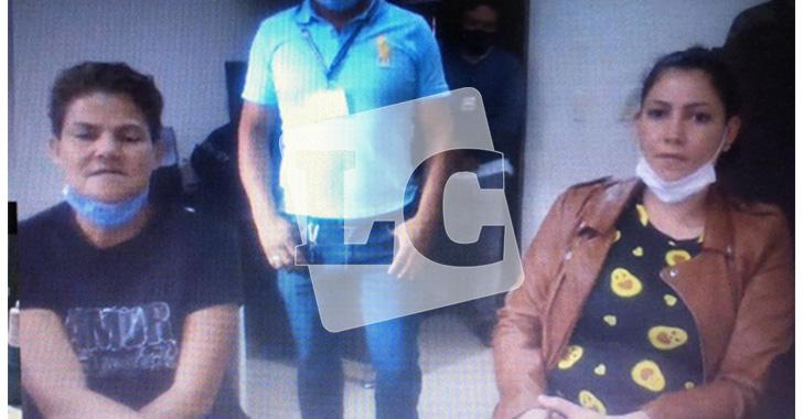 Capturadas por desaparición y homicidio de Betty Vallejo, en audiencias de control de garantías