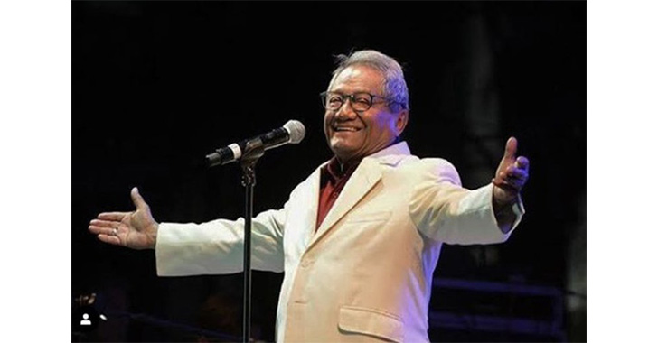 Muere por la covid-19 el cantautor mexicano Armando Manzanero