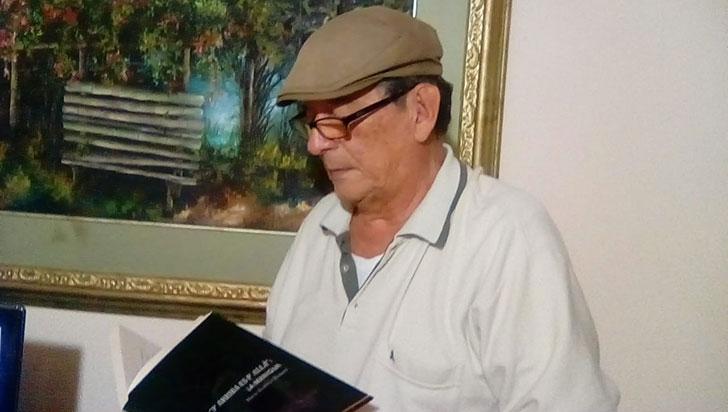 Mario Ramírez Monard,  el hombre que canta, escribe y defiende la paz