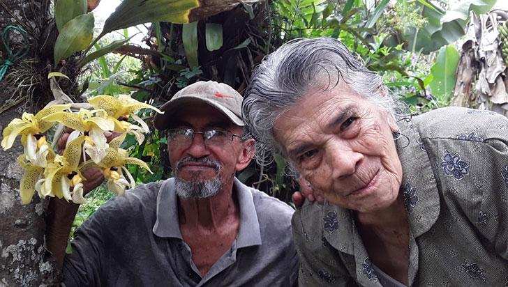 Mamá Lulú dejó un legado de servicio y de cuidado a la naturaleza