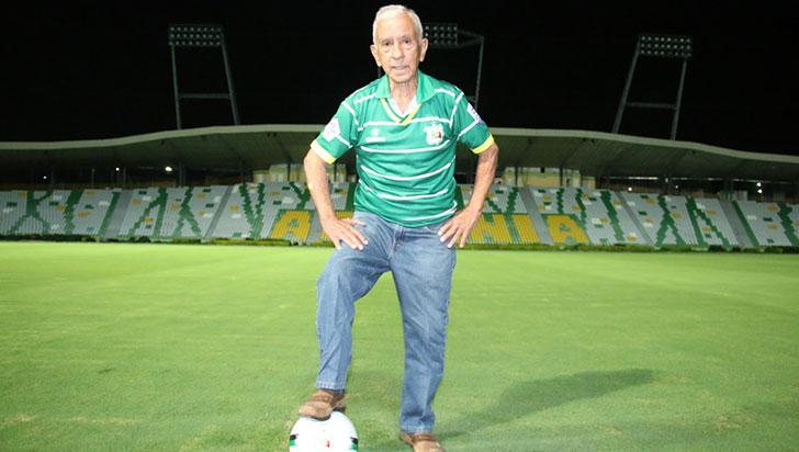 Franciny Quiceno, el segundo cuyabro que jugó en el Deportes Quindío
