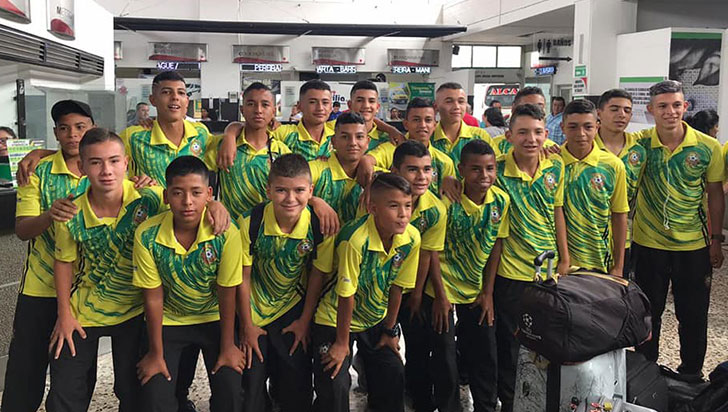 Liga de Fútbol del Quindío inició convocatoria de equipos para primeros torneos del año