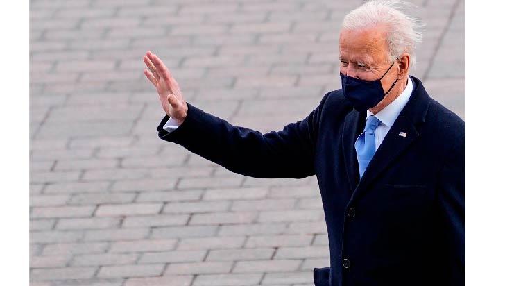 Duque felicita a Biden y confía en que se fortalezca la relación bilateral