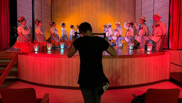 Haciendo Pasos, una serie que recorre la historia de las danzas en el Eje Cafetero